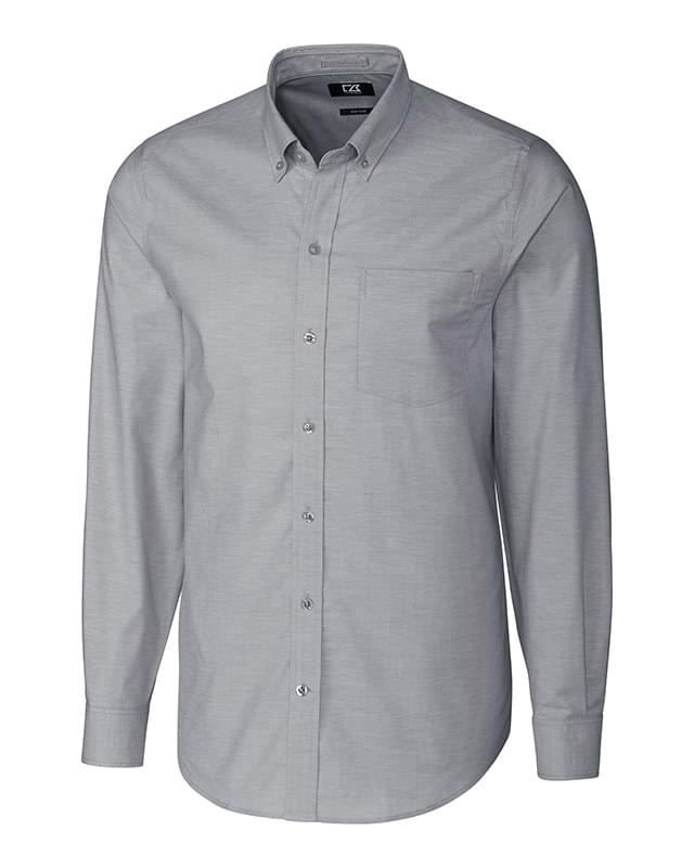 L/S Stretch Oxford
