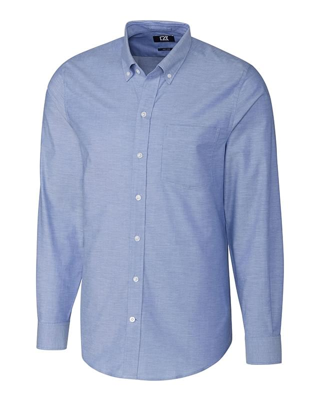 L/S Tailored Fit Stretch Oxford