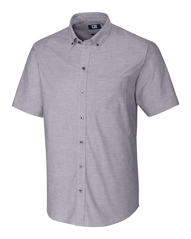 S/S Stretch Oxford