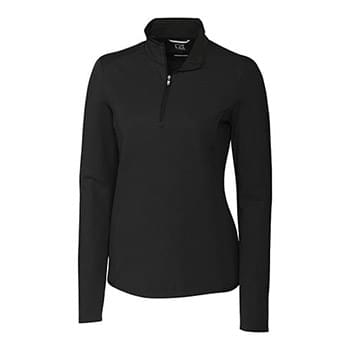 L/S Advantage Half Zip Mock