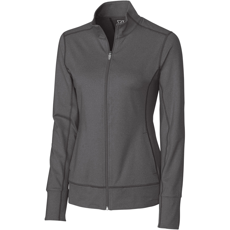 CB DryTec Ladies Topspin Full Zip