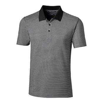 Forge Polo Tonal Stripe Tailored Fit