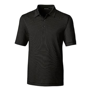 Forge Polo Pencil Stripe