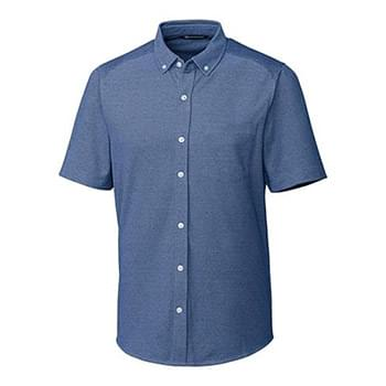 Reach Oxford Button Front S/S