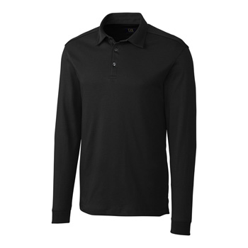 L/S Pima Belfair Polo