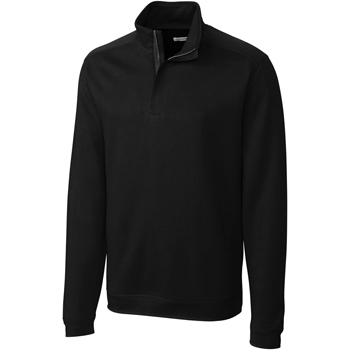 L/S Pima Decatur Half Zip