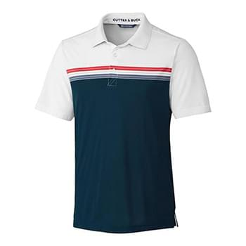 Alki Sport Stripe Polo