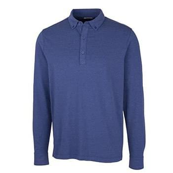 Advantage Jersey Polo L/S