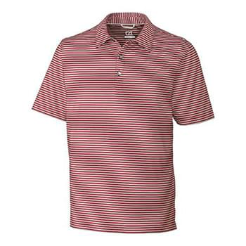 Division Stripe Polo