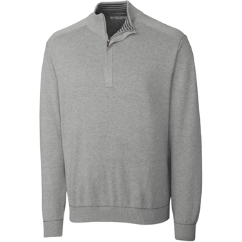 Broadview Half Zip Sweater