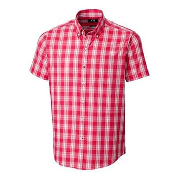 Strive Shadow Plaid Short Sleeve